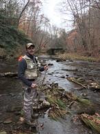 One of John's Best fishing buddies