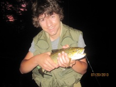A Proud Angler-For Good Reason
